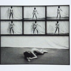 MARINA ABRAMOVIC, Freeing the Body, Silver gelatin prints