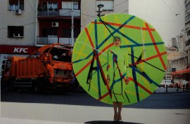 Milena ZeVu, Artwalks 139 Belgrade, Giclée Print-1