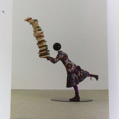 "The document ""Yinka Shonibare MBE RA, Young Academician, Mixed Media"""